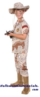 DESERT HERO CHILD COSTUME