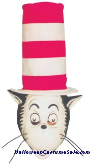 CAT IN THE HAT WITH MASK
