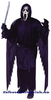 SCREAM ADULT COSTUME - PLUS SIZE