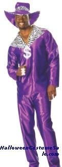 MAC DADDY ADULT COSTUME