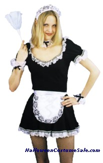 ADULT FRENCH MAID SET