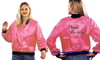 ADULT 50S PINK LADY JACKET