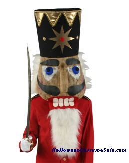 NUTCRACKER HEAD SMALL