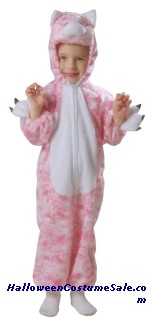 Kitty Plush Child Costume