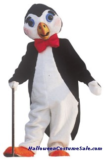 PENGUIN ADULT MASCOT