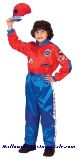 RACING SUIT CHILD COSTUME