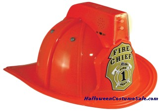 JUNIOR FIRE CHIEF CHILD HELMET