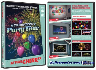ATMOSCHEERFX CELEBRATIONS PART DVD