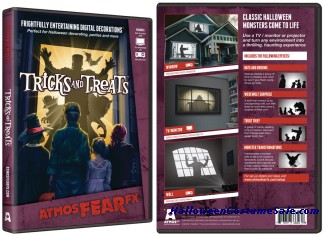 ATMOSFEARFX TRICKS AND TREATS DVD