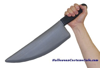 GIANT BUTCHER KNIFE