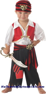 MATEY AHOY TODDLER COSTUME