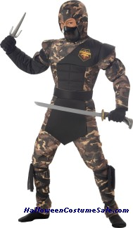NINJA SPECIAL OPS CHILD COSTUME
