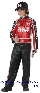 TONY STEWART CHILD  COSTUME