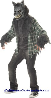 FULL MOON MADNESS MEN ADULT COSTUME