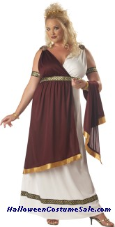 ROMAN EMPRESS WOMEN ADULT COSTUME