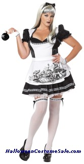 DARK ALICE WOMEN ADULT COSTUME