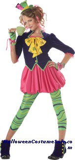 THE MAD HATTER CHILD COSTUME