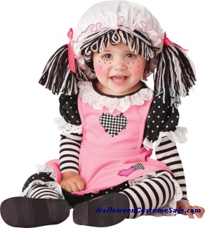 BABY DOLL INFANT COSTUME