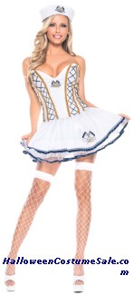 NAUGHTY SAILOR  ADULT COSTUME