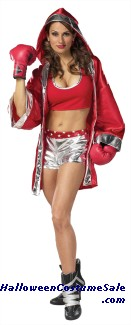 KNOCK OUT ADULT COSTUME