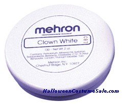 CLOWN WHITE - 2 OZ