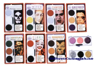 TRI COLOR PALETTE, CLOWN