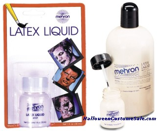 LATEX, LIQUID, CARDED
