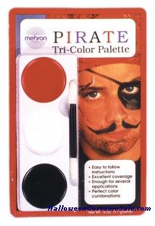 TRI COLOR PALETTE - PIRATE