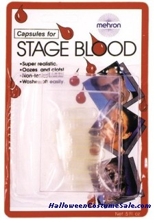 CAPSULES FOR BLOOD - 12 PACK
