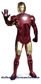 IRON MAN MARK 6 RENTAL QUALITY ADULT COSTUME