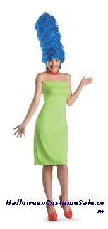 DELUXE MARGE ADULT COSTUME