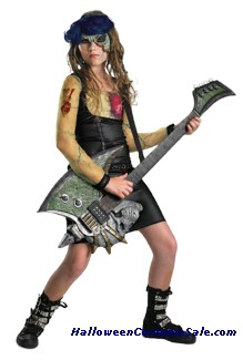HEARTBREAK ROCKER CHILD COSTUME