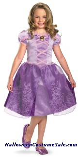 RAPUNZEL TANGLED CLASSIC CHILD COSTUME