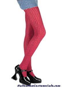 BARBED WIRE PANTYHOSE - ADULT SIZE
