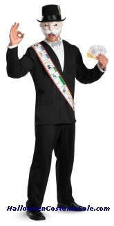 DELUXE MONOPOLY ADULT COSTUME