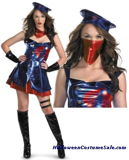 GI JOE COBRA ADULT COSTUME