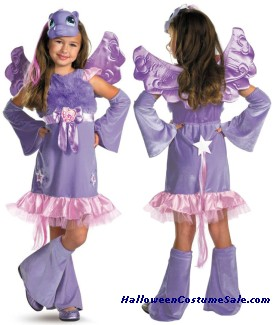 MY LITTLE PONY STAR SONG CHILD COSTUME