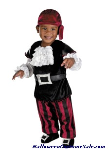 PUNY PIRATE INFANT COSTUME