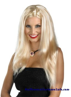 BARBIE LONG WIG - ADULT SIZE