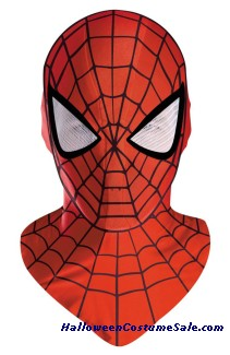 SPIDERMAN ADULT DLX MASK