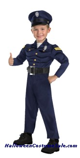 AWESOME OFFICER CHILD COSTUME