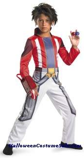 BAKUGAN DAN CHILD COSTUME