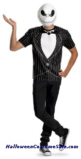 JACK SKELLINGTON ALTERNATIVE COSTUME PLUS SIZE
