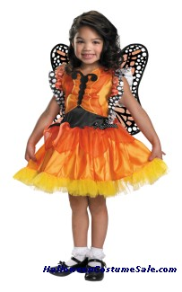 MAGIC MONARCH TODDLER / CHILD COSTUME