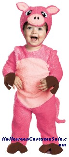 PINKY PIG INFANT COSTUME