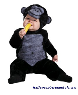 GROOVY GORILLA INFANT COSTUME
