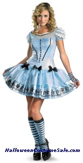 SASSY ALICE IN WONDERLAND COSTUME