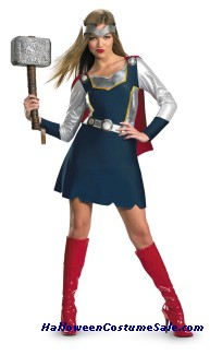 THOR GIRL CLASSIC ADULT COSTUME