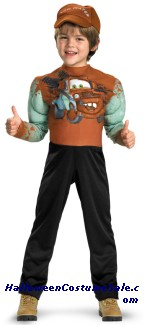 TOW MATER MUSCLE CHILD COSTUME