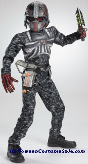 OPERATION RAPID RECON CHILD COSTUME